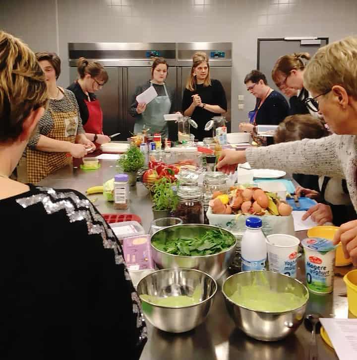 Workshop Anders Ontbijten